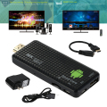 MK809 IV Android4.4 TV Stick Dongle RK3128 Quad-Core 1G/8G Full HD Mini PC Kodi XBMC Miracast DLNA H.265 WiFi Smart Media Player