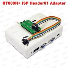 100% מקורי RT809H מתכנת + יניקה עט RT809H EMMC Nand פלאש מתכנת TSOP VSOP SSOP מתאם