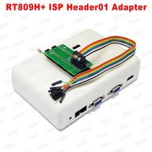 100% original rt809h programador + caneta de sucção rt809h emmc nand flash programador TSOP VSOP SSOP adaptador