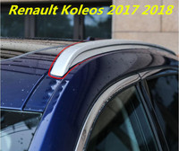 JIOYNG Aluminum Alloy Car Roof Rack baggage luggage bar For 17 18 Renault Koleos 2017 2018 BY EMS