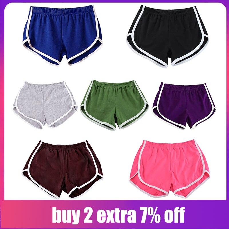 NIBESSER 2019 Fitness Sexy Beach Summer Elastic   Shorts   Women Cotton Stretch Home   Shorts   Casual Soft Sportwear Loose Egde   Shorts