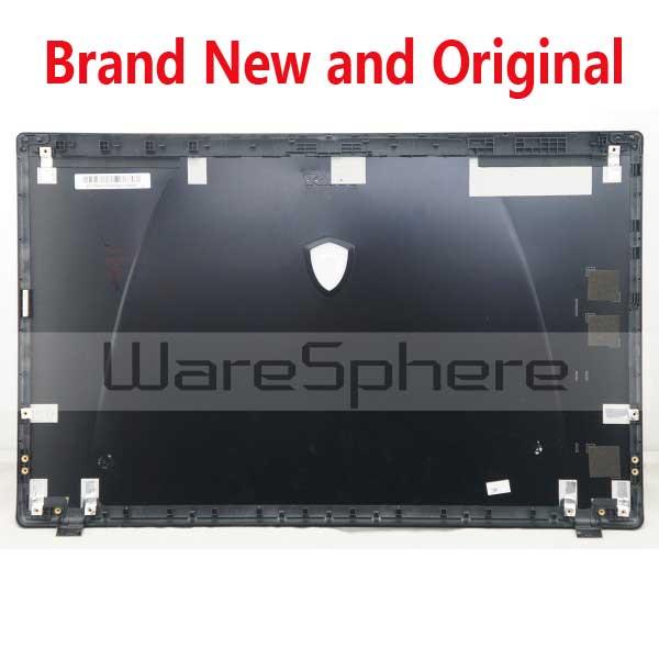 New LCD Rear Lid Back Cover for MSI GE70 307759A212A89 307-759A212-A89 Black new lcd back real cover for msi gt72 307781a414y31 307 781a413 y31 307 781a414 y31 black