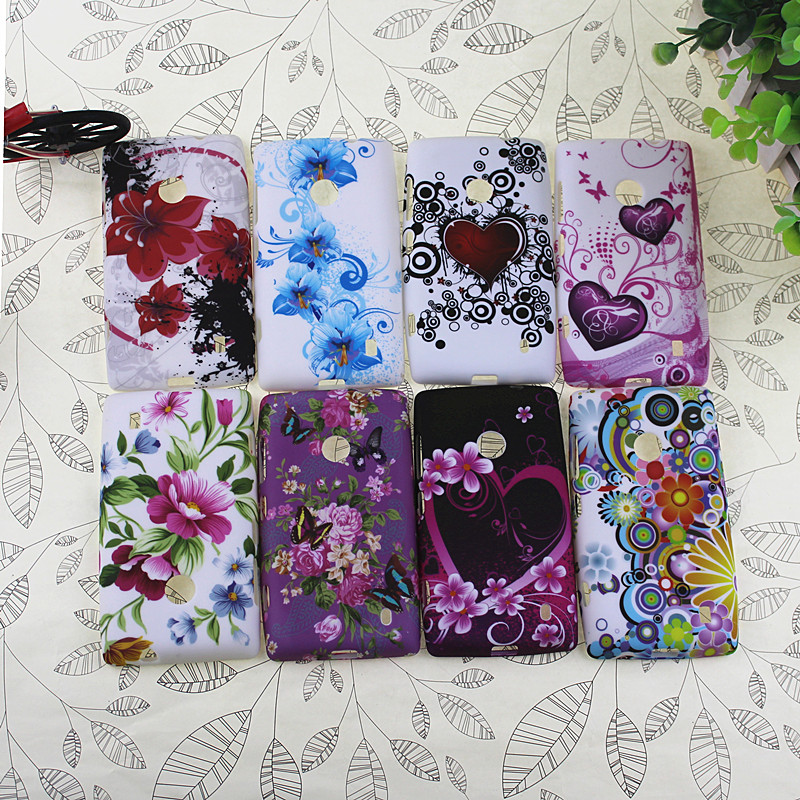 Soft Rubber Silicone Gel Tpu Phone Skin Cover Case For