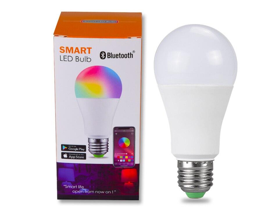 LED STAMRT BULB (17)