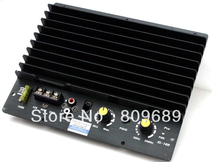 Dayton audio sa100 100w subwoofer plate amplifier for Stereo da casa