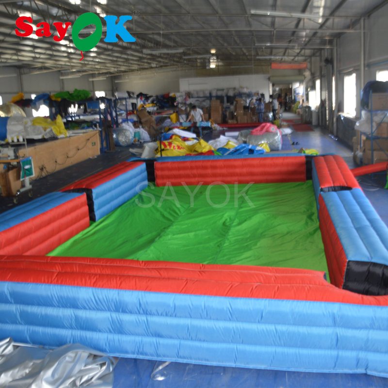 8x5m Inflatable Billiard Table Pool Table Pool and Snooker Tables Game facilities for Children Adult