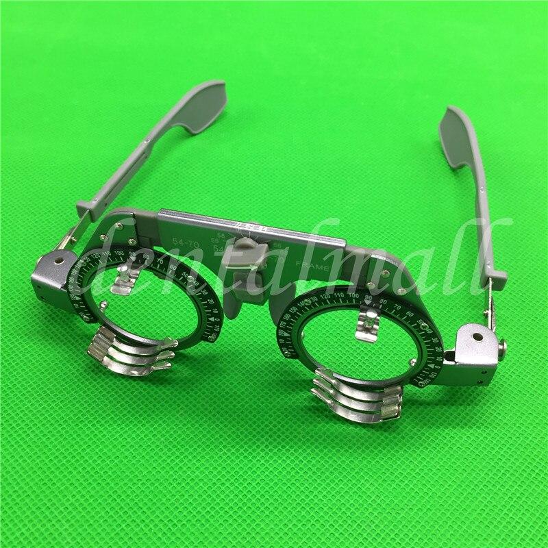 1 SET professionale titanium telaio di prova ottica optometria strumenti1 SET professionale titanium telaio di prova ottica optometria strumenti
