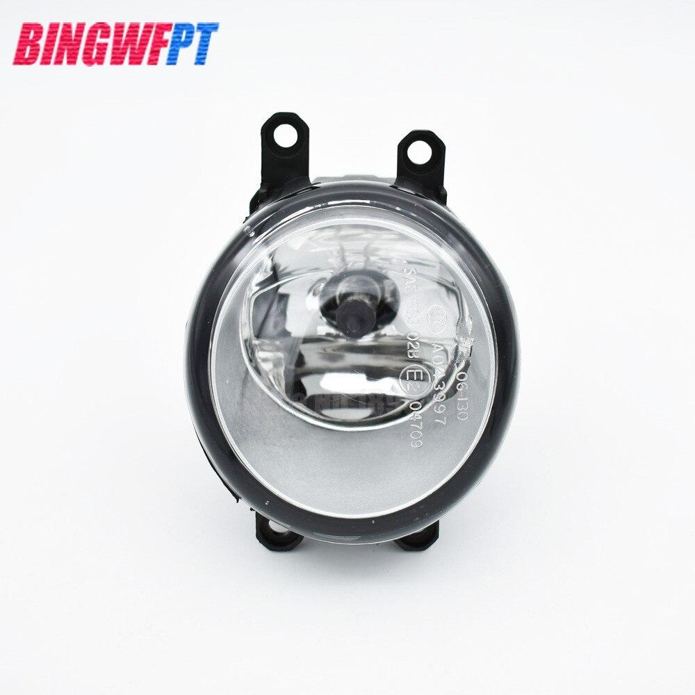2pcs/set 55w 12v Car styling Front Halogen fog lights halogen lamps For LEXUS IS-F 2008-2013 car styling fog lamps for bmw e91 2005 06 07 08 09 10 11 12 12 v 1 set fog lights