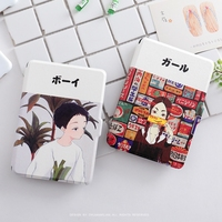 Japan Tokyo Boy Girl Magnet PU Flip Cover For Amazon Kindle Paperwhite 1 2 3 449