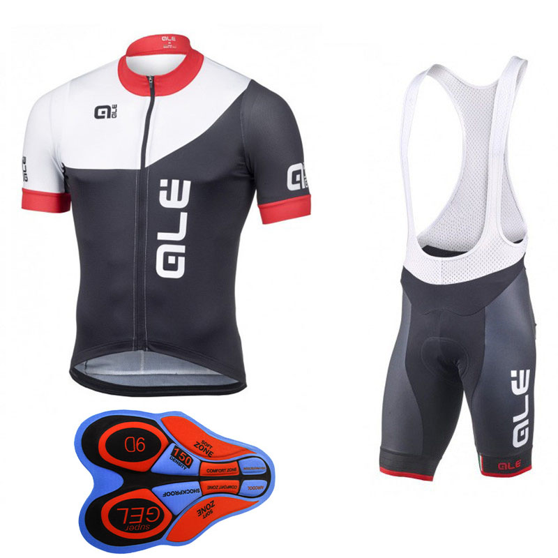 Top Selling 2018 Team ALE Cycling Jerseys Sets/Breathable Summer Bike Clothing Maillot Ciclismo Hombre MTB Bicycle Sportswear A9 cycling clothing rushed mtb mavic 2017 bike jerseys men for graffiti cycling polyester breathable bicycle new multicolor s 6xl