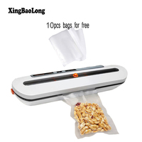 Multi function vacuum sealer packing machine 220V 110V Automatic Packaging Electric Vacuum Food Sealing Packer For Food Saver