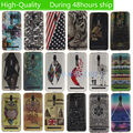 For Asus Zenfone 2 ZE551ML Silicone Rubber Protective Skin Soft Gel TPU IMD Back Cover Case