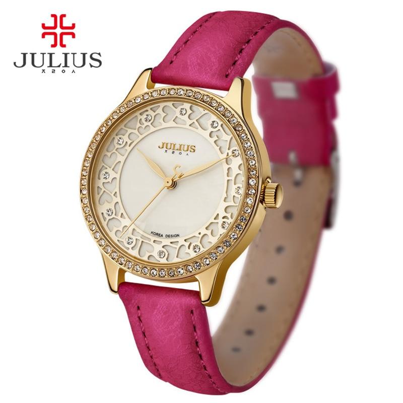 ФОТО 2017 Fashion Womens Ladies Watch Stainless Geneva Rose Luxury Designer Brand Women Whatches Stylish Woman Classic Casual JA-852