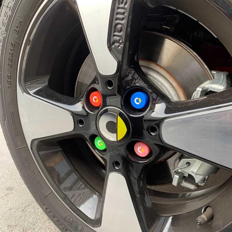 Grigio Coperchio dado ruota 21mm 20pcs 21mm dado ruota auto mozzo auto protezione vite tappo coperchio antifurto
