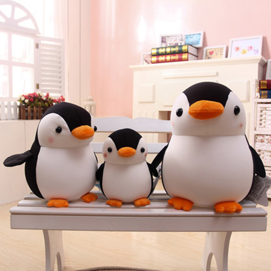 Super Cute Penguin Plush Toys Staffed Soft Animal Plush Toys Dolls High Quality Toys Children Gift Kids Birthday Gift 70C0051