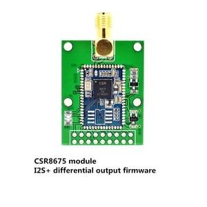 Image 2 - CSR8670 CSR8675 Bluetooth 5.0 モジュールグループ差動アナログ I2S SPDIF デジタルオーディオ出力 SMA