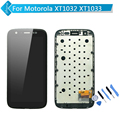 LCD Display Touch Screen Digitizer with Frame Assembly For Motorola MOTO G XT1032 XT1033 +Tools Free Shipping
