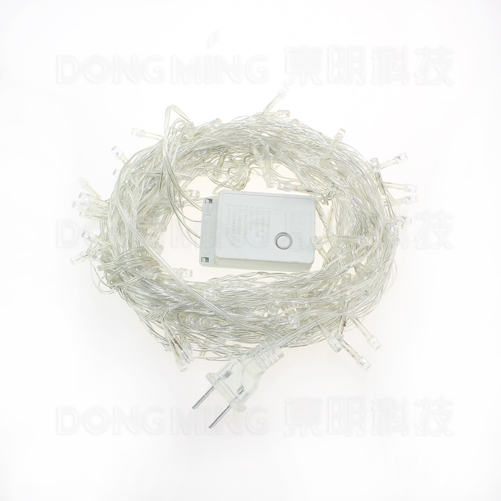led Fairy light  LED String Light  Waterproof LED Christmas Light outdoor holiday party decoration 110V AC 10M 100LEDs