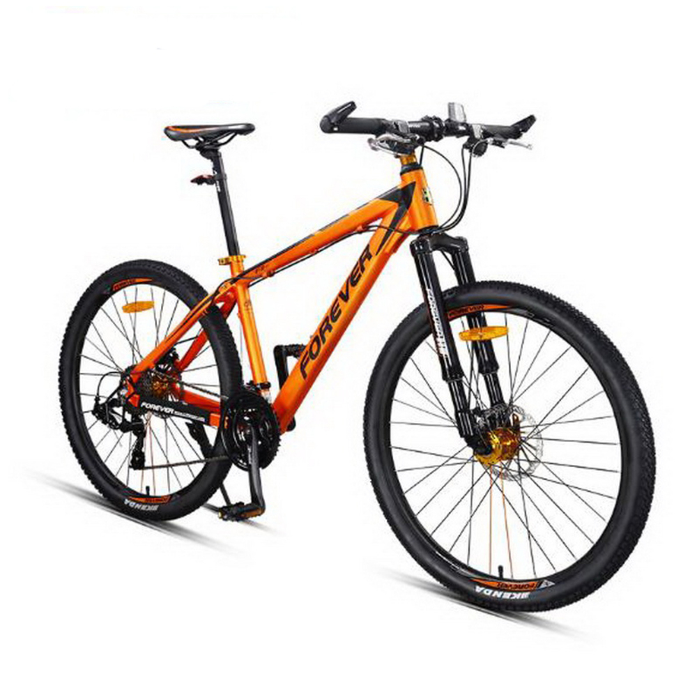 tb111/30 speed mountain bike / new / shock absorber inverted male and female aluminum alloy bicycle/Mechanical disc brake