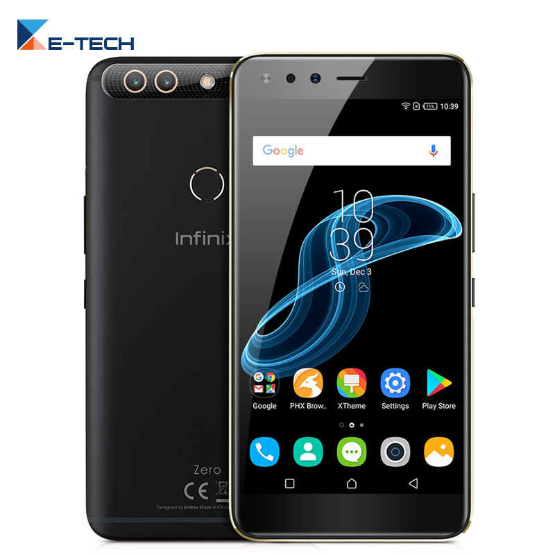Global Version Infinix Zero 5 Pro ( X603) 4G Android 7.0