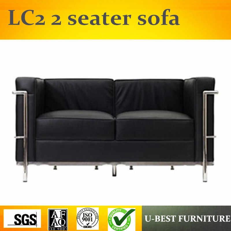 U Best Replica Le Corbusier Lc2 Sofa