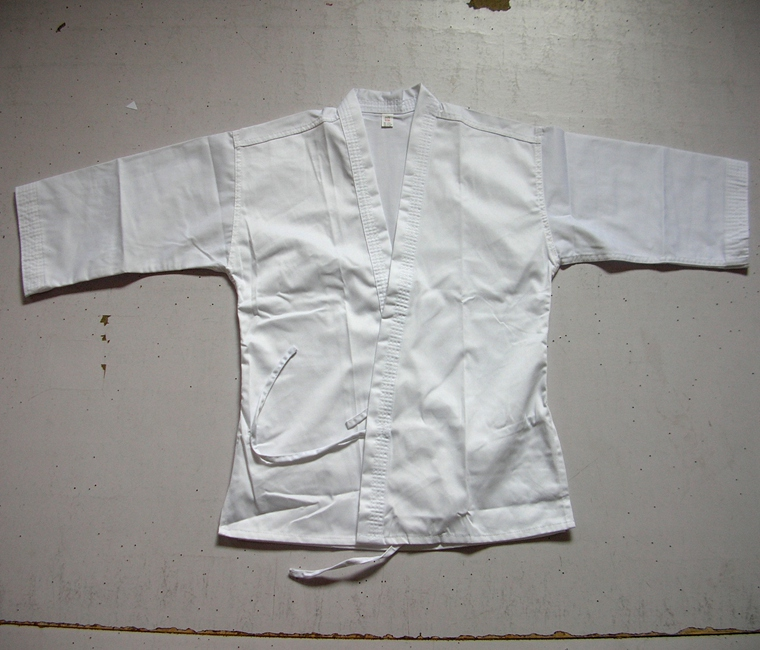 Kinderen volwassen Karate Taekwondo pak set wushu sportswear sanda kleding