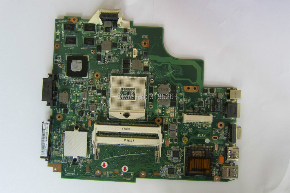 Laptop mainboard / motherboard K43SD for ASUS 100% Tested & working well + warranty 30 days 4oz 110g jasmine pearl tea fragrance green tea a2clz01 free shipping