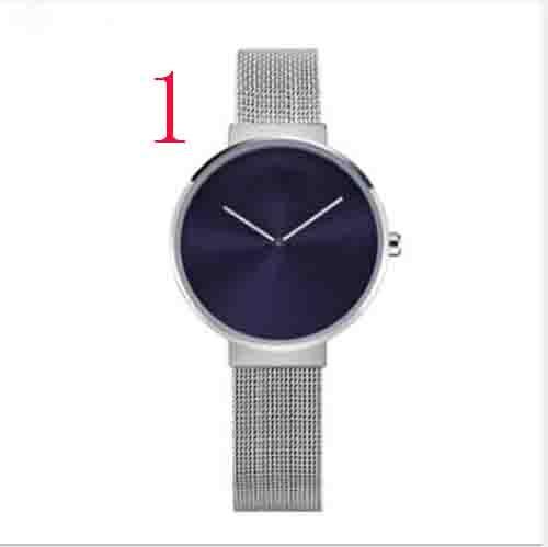 Unisex Men Casual luxury Brand Leather women Dress Watch women Erkek Kol Saati Relogio Female Wrist