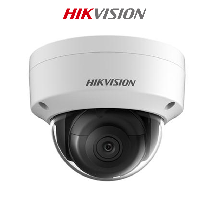 Hikvision H.265 3MP Ultra-Low Light Security IP Camera DS-2CD2135FWD-I Mini Dome CCTV Surveillance Camera 1080p onvif poe IP67 ds 2cd4026fwd a english version 2mp ultra low light smart cctv ip camera poe auto back focus without lens h 264