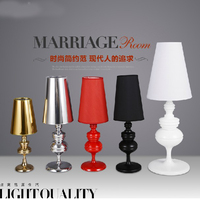 Middle size Spain Bodyguard Table Lamp for bedroom Jaime Hayon Josephine Marriage room living room Defender Table Light