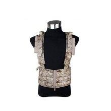 AOR1 Digital Desert SNIPER Chest Rack Tactical chest rig