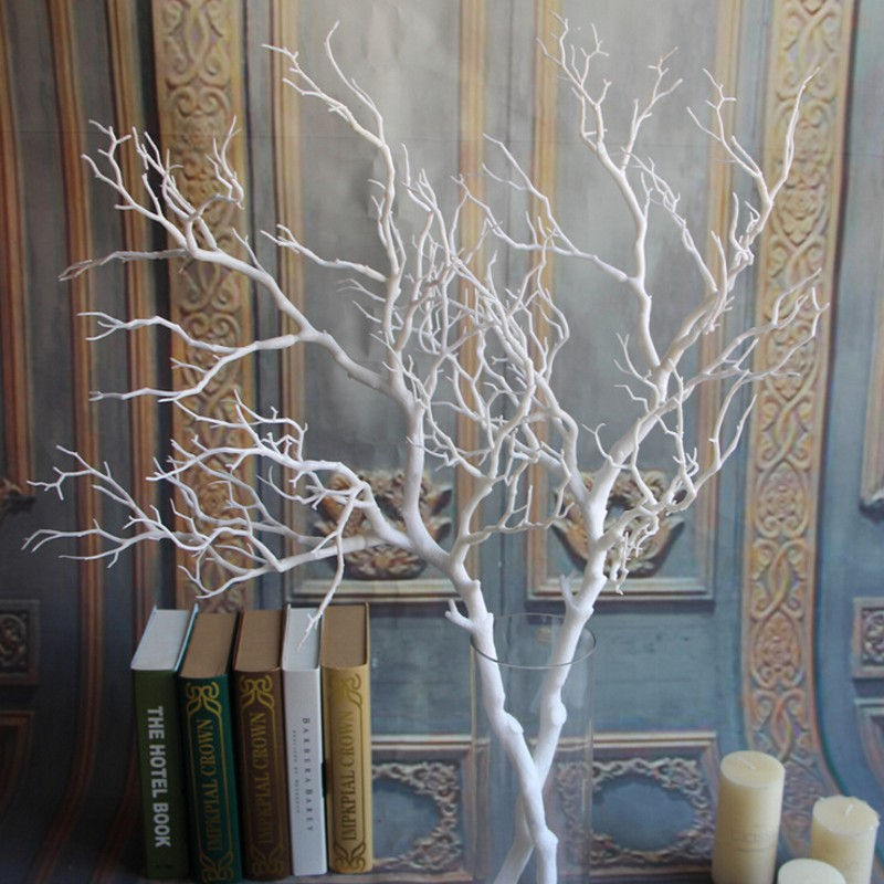 24 шт./лот европейский - класс коралл филиал искусственные цветы ремесло украшение для с ...