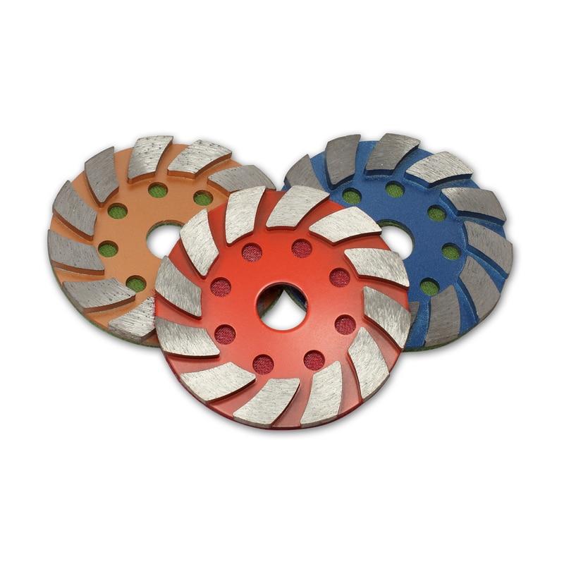 RIJILEI Almohadillas de pulido de diamante de metal de 4 pulgadas 100 - Herramientas eléctricas - foto 5