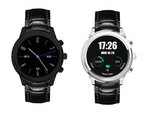 Android 4 4 SmartWatch 1 4 AMOLED Display 3G WiFi GPS Dual Bluetooth X5 Smart Phone