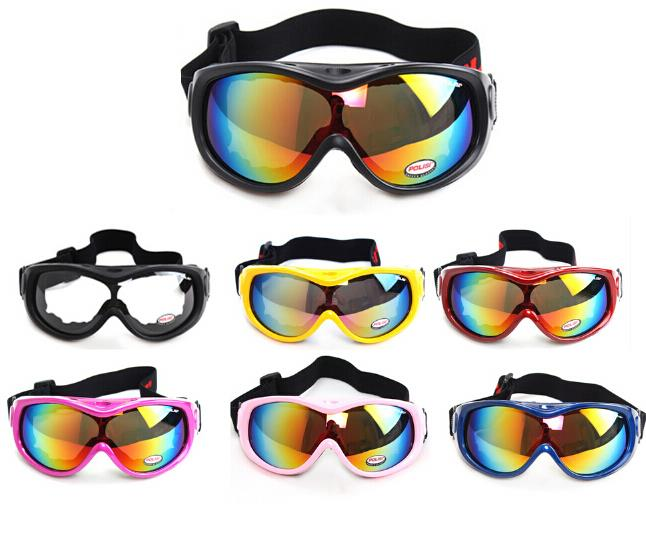 POLISI Winter Snowboard Snow Glasses Men Women Ant...