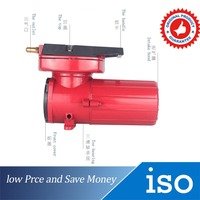 12/24V Fish Air Pump Household DC Air Pump Tank Oxygen Generator