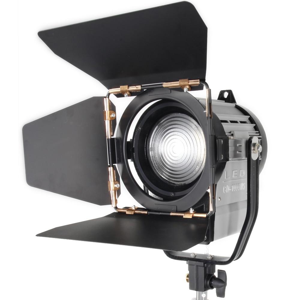 3 дана 100 Вт жарық диоды бар студия Fresnel - Камера және фотосурет - фото 5