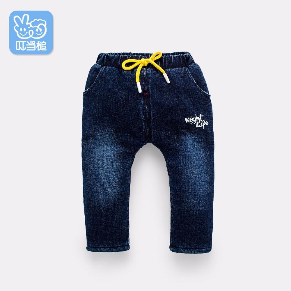 Jingle Mallet Boys Girls Pants autumn winter warm wear children Sports Trousers babys' Casual jeans штаны для мальчиков 2014 new fashion spring autumn children pants 1 ccc325 casual camouflage trousers for boys sports