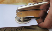 Notary Pocket Embosser SeaL Stamp