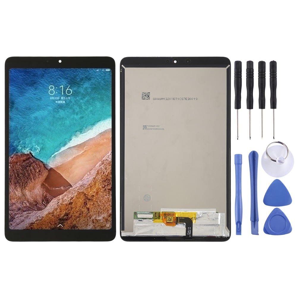 iPartsBuy LCD Screen and Digitizer Full Assembly for Xiaomi Mi Pad 4iPartsBuy LCD Screen and Digitizer Full Assembly for Xiaomi Mi Pad 4