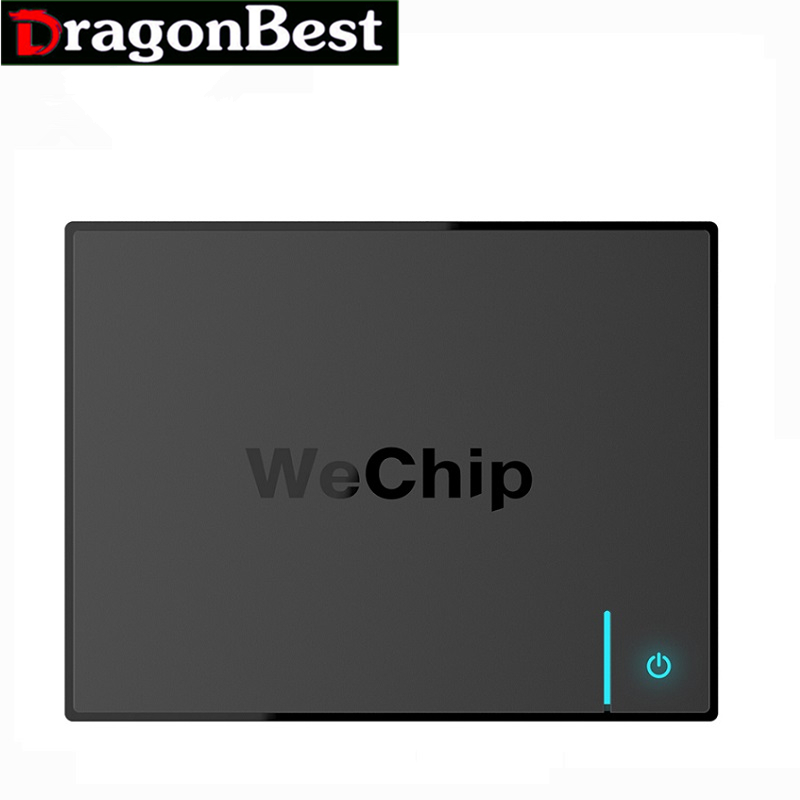ФОТО Android tv box Original Wechip V5 S905X Quad Core 2G+16G tv boxes android 6.0 With Wifi and BT4.0 Better than Q box