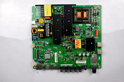LED49F1500N motherboard TP.MS881.PC701 with 72000034YTGK