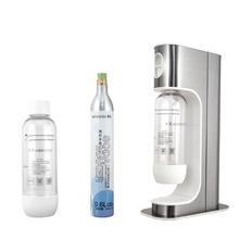 Soda Siphon Maker машина Коммерческая DIY CO2 машина для прохладных напитков генератор газированных пузырей для безалкогольных напитков зарядное устройство Sodastream