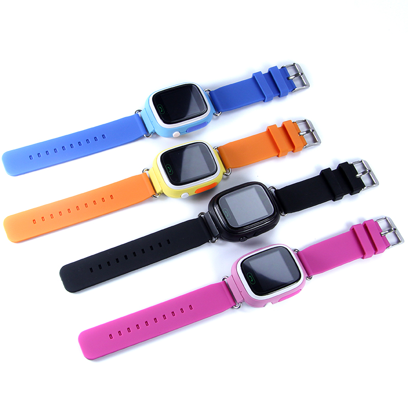 Image 4 - Smart baby Watch Q90 WIFI Touch Screen GPS Tracker smart watch jphone for kids safe SOS call Location devices Anti Lost reminder-in Smart Watches from Consumer Electronics
