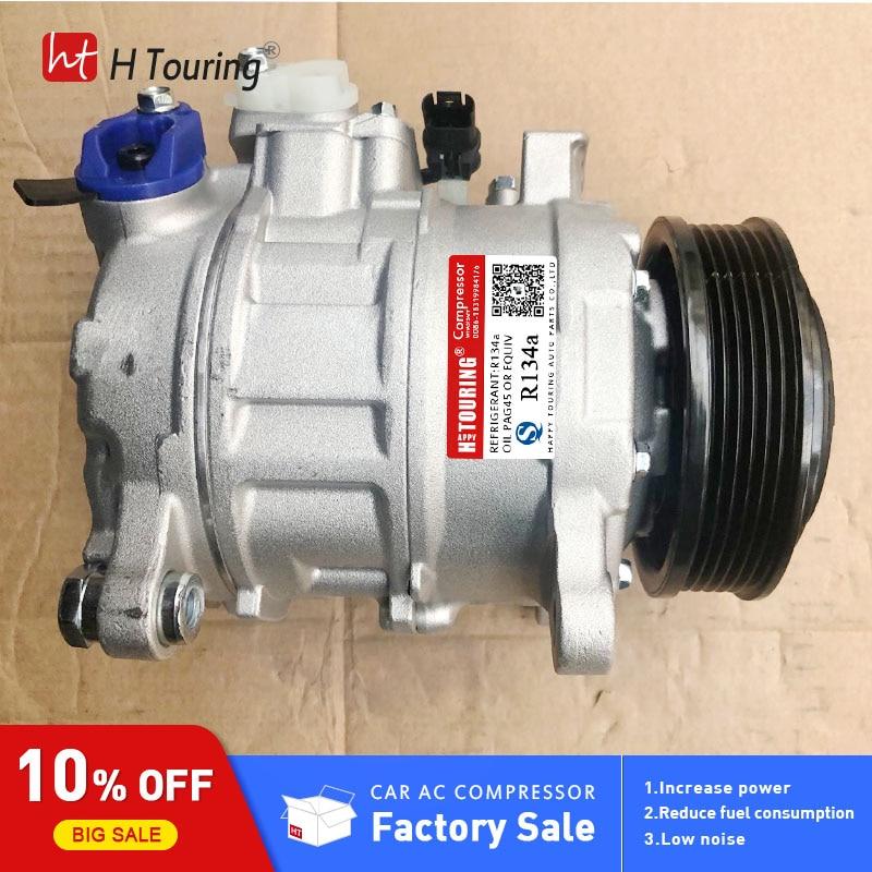 For 525IT M3 Z3 E36 E34 E46 2.5L 2.8L 3.2L 6cyl Denso OEM AC A//C Compressor NEW