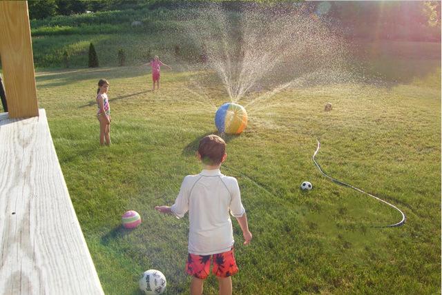 Children's Summer Spray Water Ball