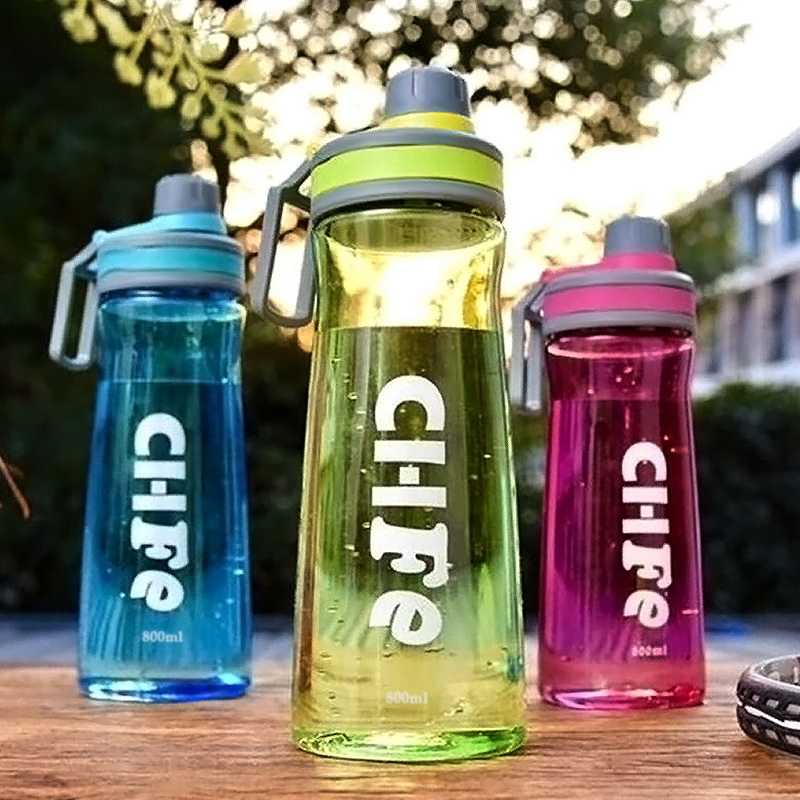 HTB1sV8ncRiE3KVjSZFMq6zQhVXah 800Ml Plastic Nutrition Shaker Protein Water Bottle Leak Proof Eco-Friendly Plastic Drinking Bottle Sports Water Bottles