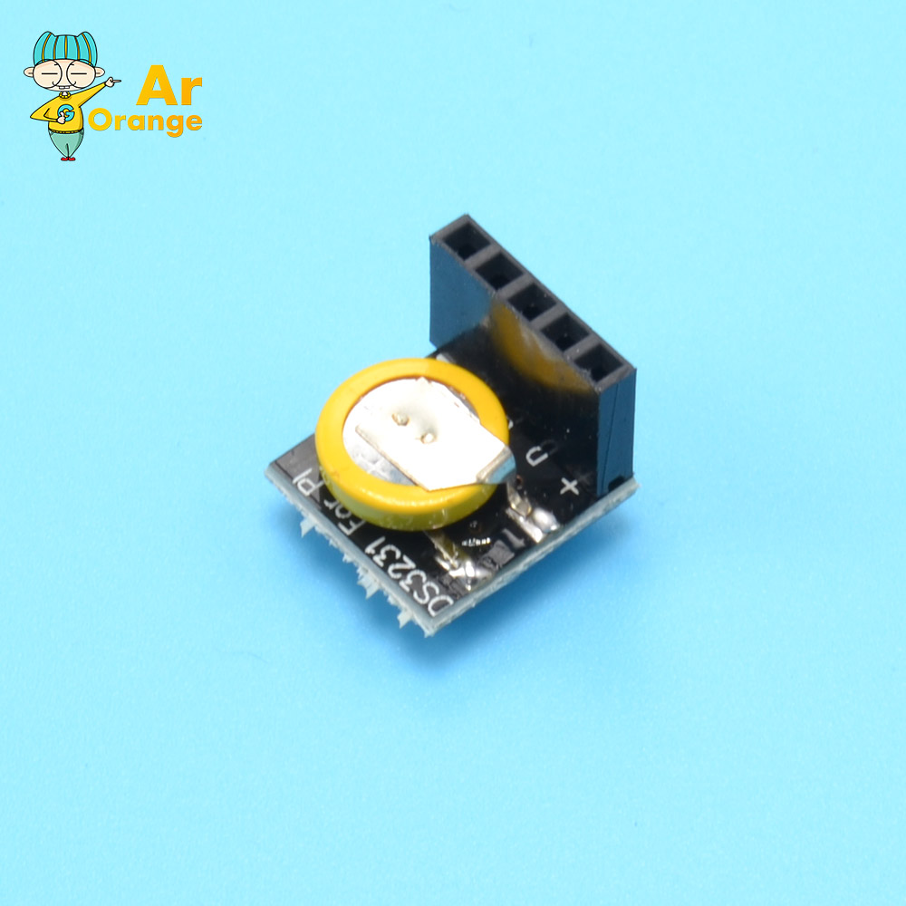 DIY DS3231 Precision RTC Clock Memory Module for Arduino Raspberry Pi