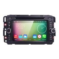 HD 1024X600 Android5 1 Radio GPS Car DVD Player For GMC Chevrolet Chevy Ailverado Silverado Yukon