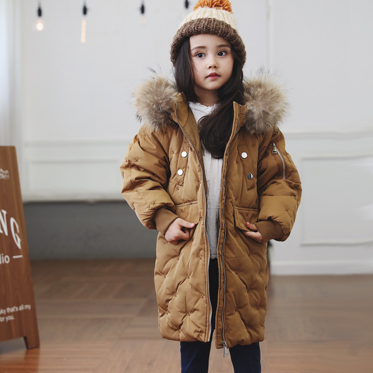 0832a9438783 Children Winter Jacket Made of Goose Feather Winter for Girls Boys Parka  Coat Child Duck Down Clothes Outwear Kids Down Jacket-in Down   Parkas from  Mother ...